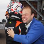 Jamie Caroline (GBR) HHC Motorsport Ginetta Junior