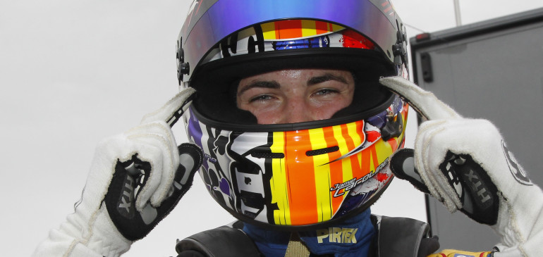 Caroline heads Ginetta Junior title race