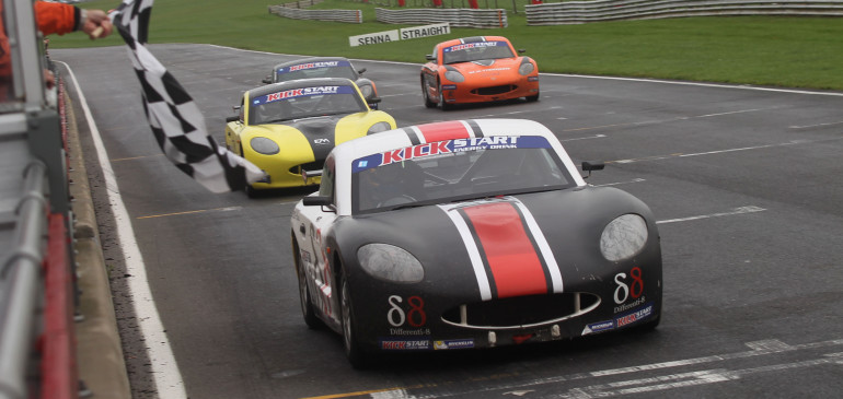 Edge's latest signing Charlie Fagg shows promise in Ginetta Junior winter series