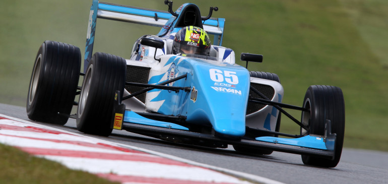 Ahmed suffers component failures at Brands GP race weekend
