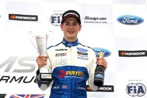 Jamie Caroline (GBR) Jamun Racing-MBM MSA Formula