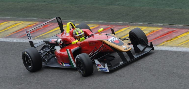 Fantastic experience for Ahmed at Spa in F3 Open