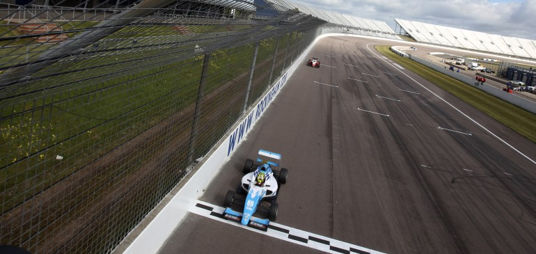 UNLUCKY AHMED AT ROCKINGHAM WEEKEND