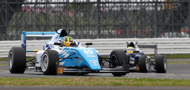 TWO TOP 5'S FOR AHMED AT SILVERSTONE