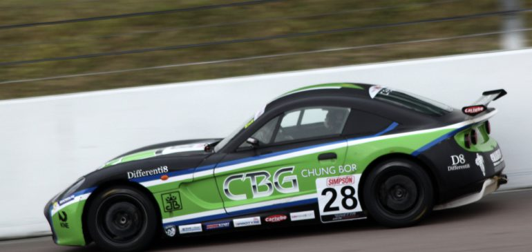 Challenging Weekend For Fagg At Rockingham