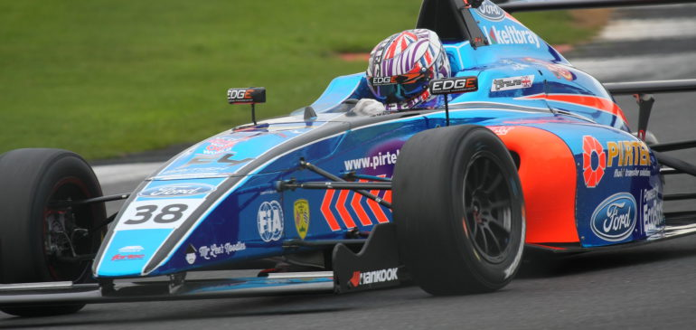 Caroline looking to end on a high at Brands Hatch