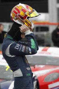 Charlie Fagg (GBR) HHC Motorsport Ginetta Junior.