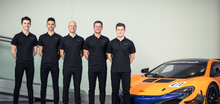FAGG SECURES FACTORY MCLAREN DRIVE FOR 2018