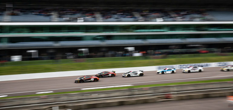 Solid points Haul For McLaren Young Driver Charlie Fagg at Rockingham