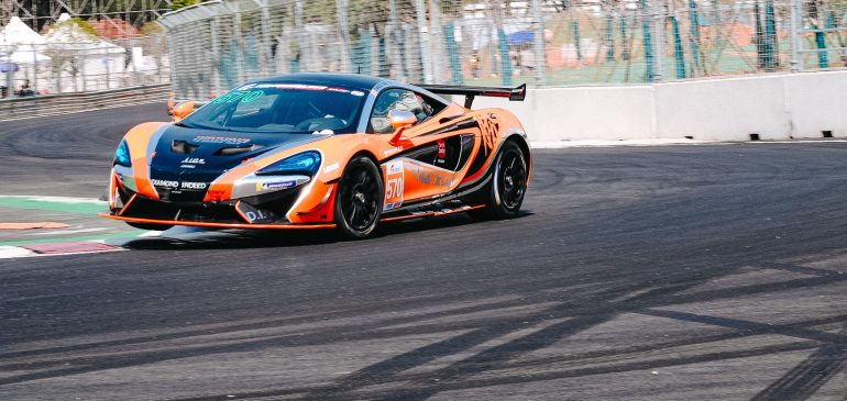 FAGG CLAIMS DOUBLE VICTORY AT WUHAN IN CHINA GT
