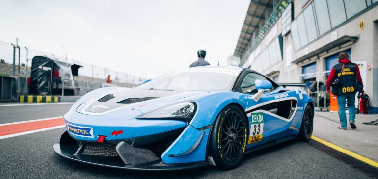 A WEEKEND OF WHAT COULD HAVE BEEN IN ADAC GT4 FOR FAGG