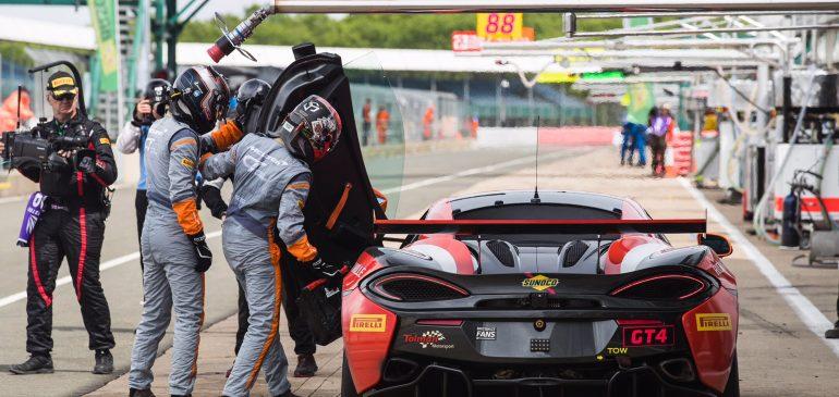Late heartbreak denies Josh Smith maiden British GT victory