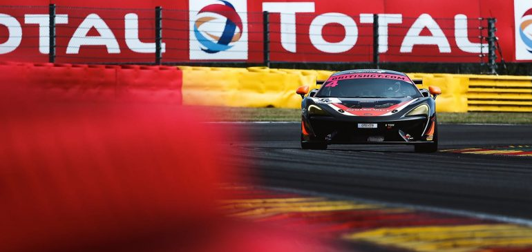 Penultimate lap contact leads to Spa-Francorchamps heartbreak for Smith
