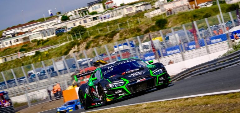 Podium for Gamble at Zandvoort