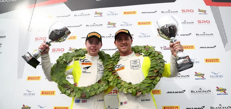 Ash Hand takes 2019 British GT GT4 Championship title at Donington Park