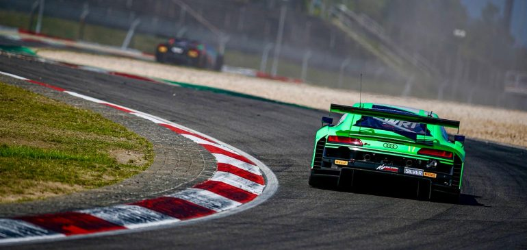 Solid points haul for Gamble at Nurburgring