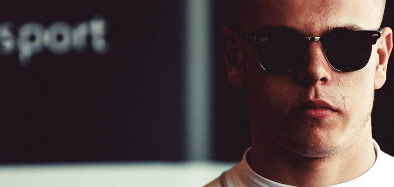 Josh Smith gains prestigious BRDC backing as Rising Star