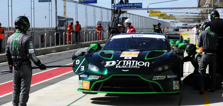 Tom Gamble to drive in final round of Asian Le Mans Series