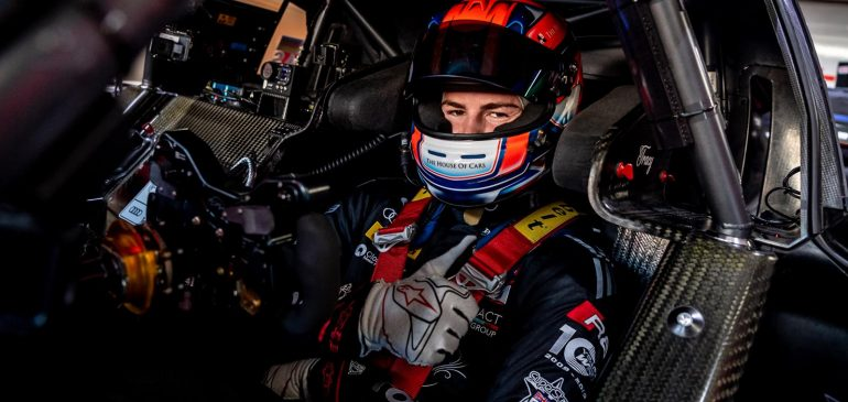 Tom Gamble set for European Le Mans Series LMP3 title challenge with United Autosports