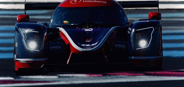 GAMBLE TAKES THE WIN IN ELMS LMP3 SEASON OPENER AT PAUL RICARD