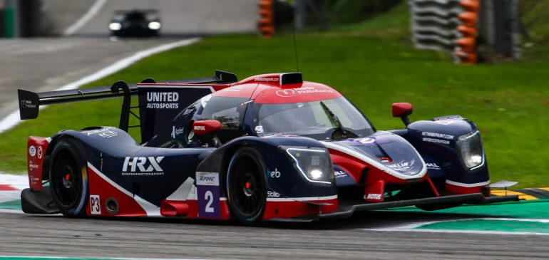 GAMBLE TAKES PODIUM AT MONZA IN ELMS