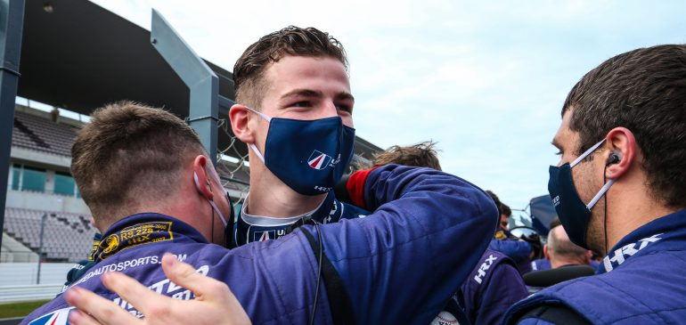 TOM GAMBLE TO STEP UP TO LMP2 WITH UNITED AUTOSPORTS