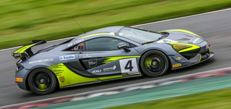 Tough weekend for McLaren DDP drivers at Brands Hatch