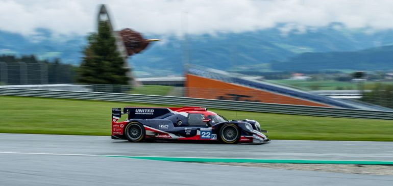 Race to forget for United Autosports and Tom Gamble in Austria