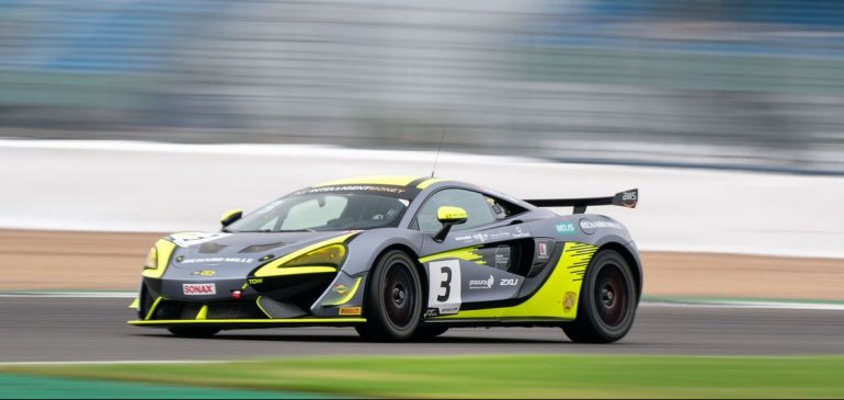 P4 in class for Valente at Silverstone