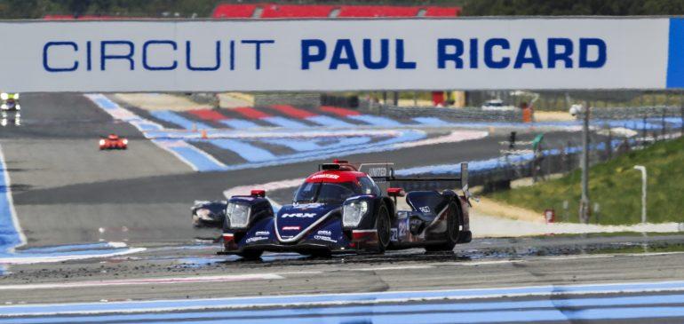 Tom Gamble back on the podium at Paul Ricard