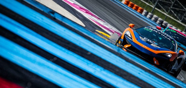 Solid weekend for Voisin & Fagg at Paul Ricard