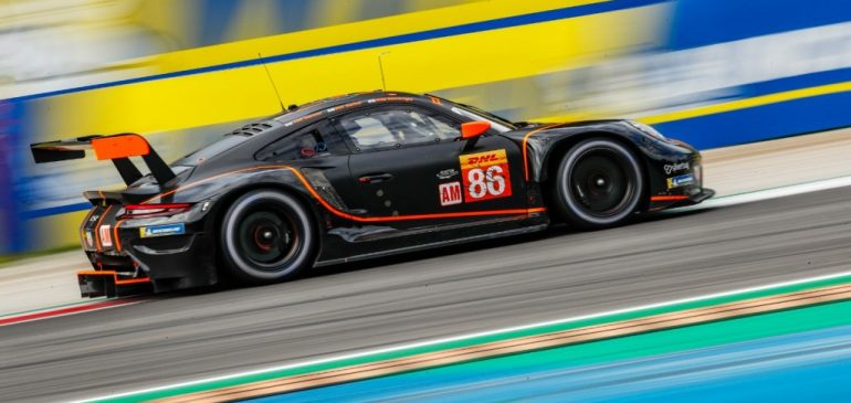 Solid weekend at Monza for Gamble In WEC