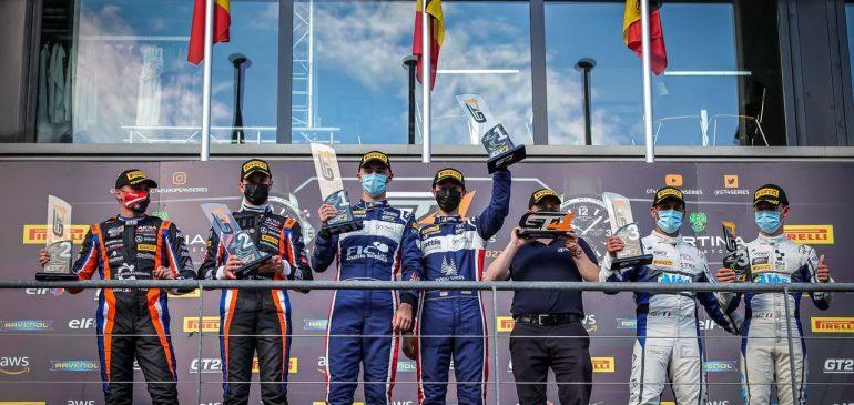VOISIN & FAGG TAKE VICTORY AT SPA