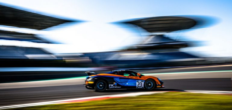 VOISIN & FAGG EXTEND CHAMPIONSHIP LEAD AT NURBURGRING